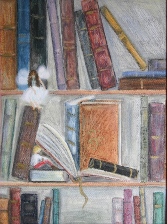 Alte Märchenbücher