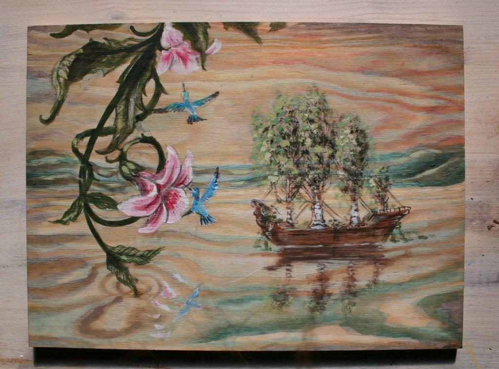 Die Birken von Freya