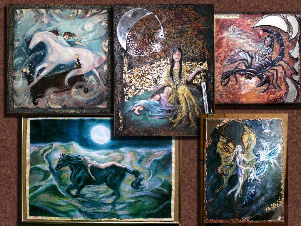 Fantastisches aus dem Gemälde-shop