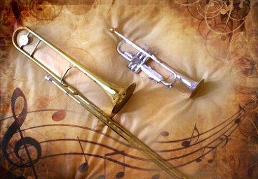 Wer seine Instrumente liebt, lässt sie malen